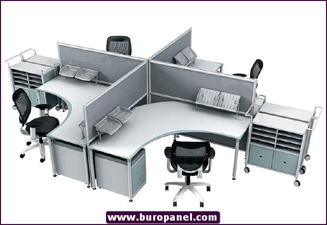 2014 ofis workstation çalışma alanı 5