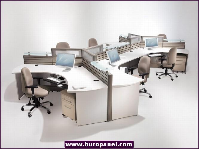 2014 ofis workstation çalışma alanı