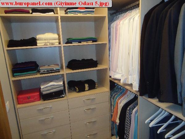 giyinme odası mobilyacıları