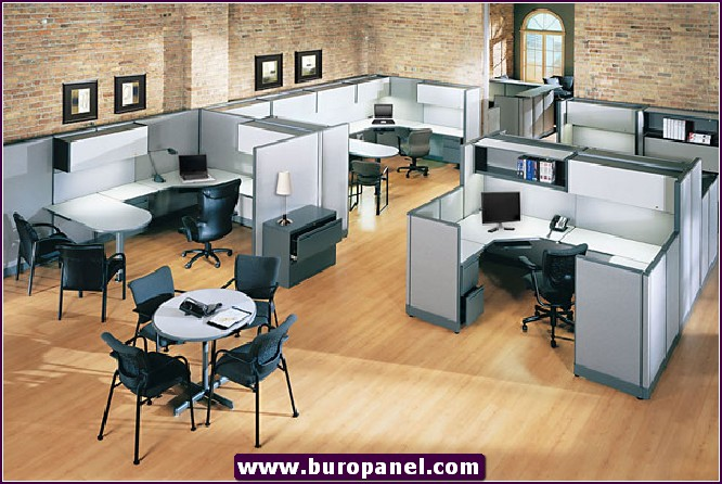 ofis workstation modelleri