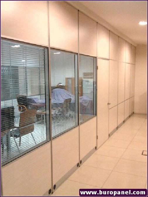 ofis oda bölme uygulamaları