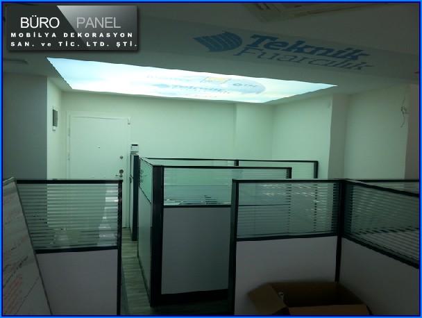 istanbul ofis bölme panelleri