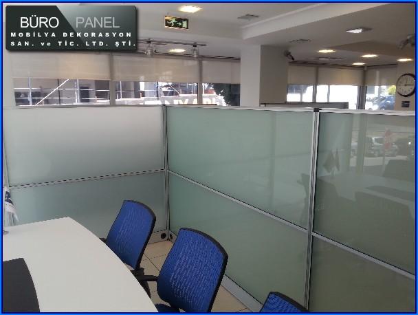 ofis bölme tasarım dekorasyonu