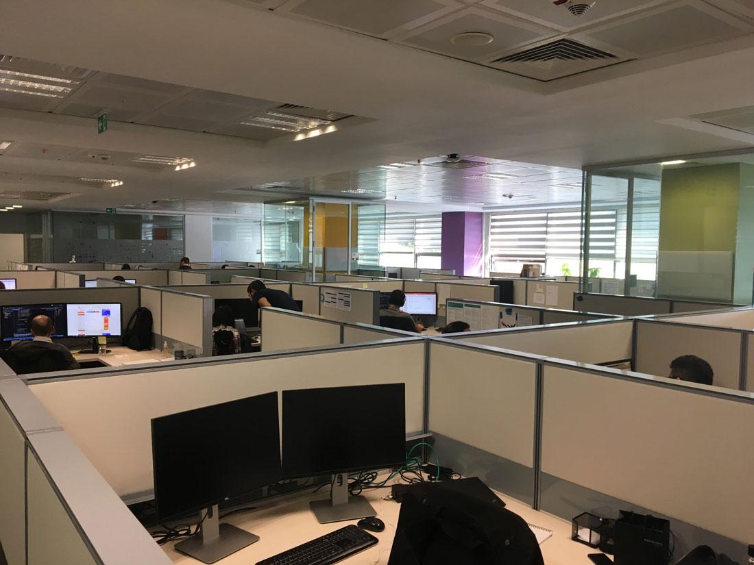 ofis separatör sistemleri