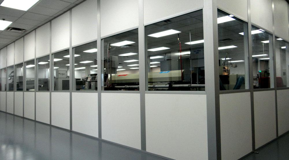 Alüminyum Ofis Bölme Sistemleri