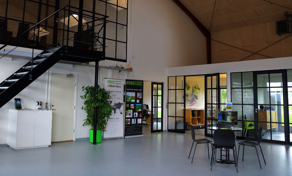 Modüler Ofis Bölme Sistemleri Firması